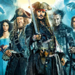 Watching Pirates of the Caribbean: Salazar's Revenge is like a fun reunion