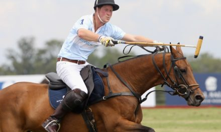 Here's why Prince Harry is coming to Singapore – to play polo