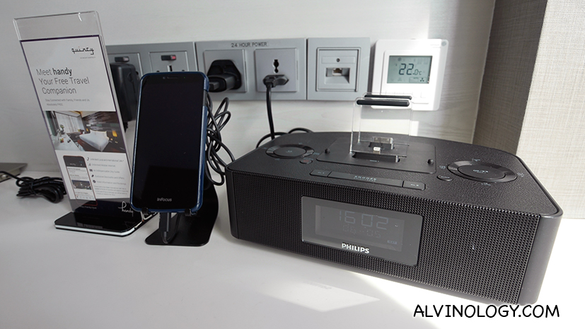 Internet mobile device and an iPhone audio dock cum radio