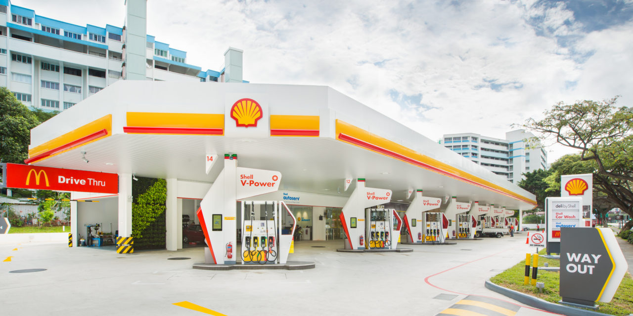 Shell station reopens at Tampines Ave 2 with 24-h McDonald's Drive-Thru