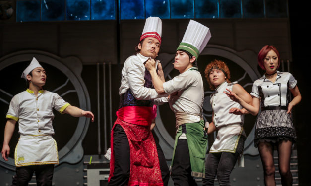 Why you should catch non-verbal performance CHEF: Bibimbap vs Chilli Crab now showing at Resorts World Sentosa