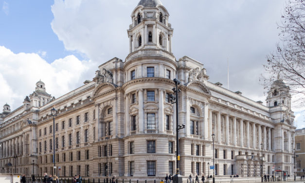 Churchill's Old War Office to become London's luxury hotel and residence