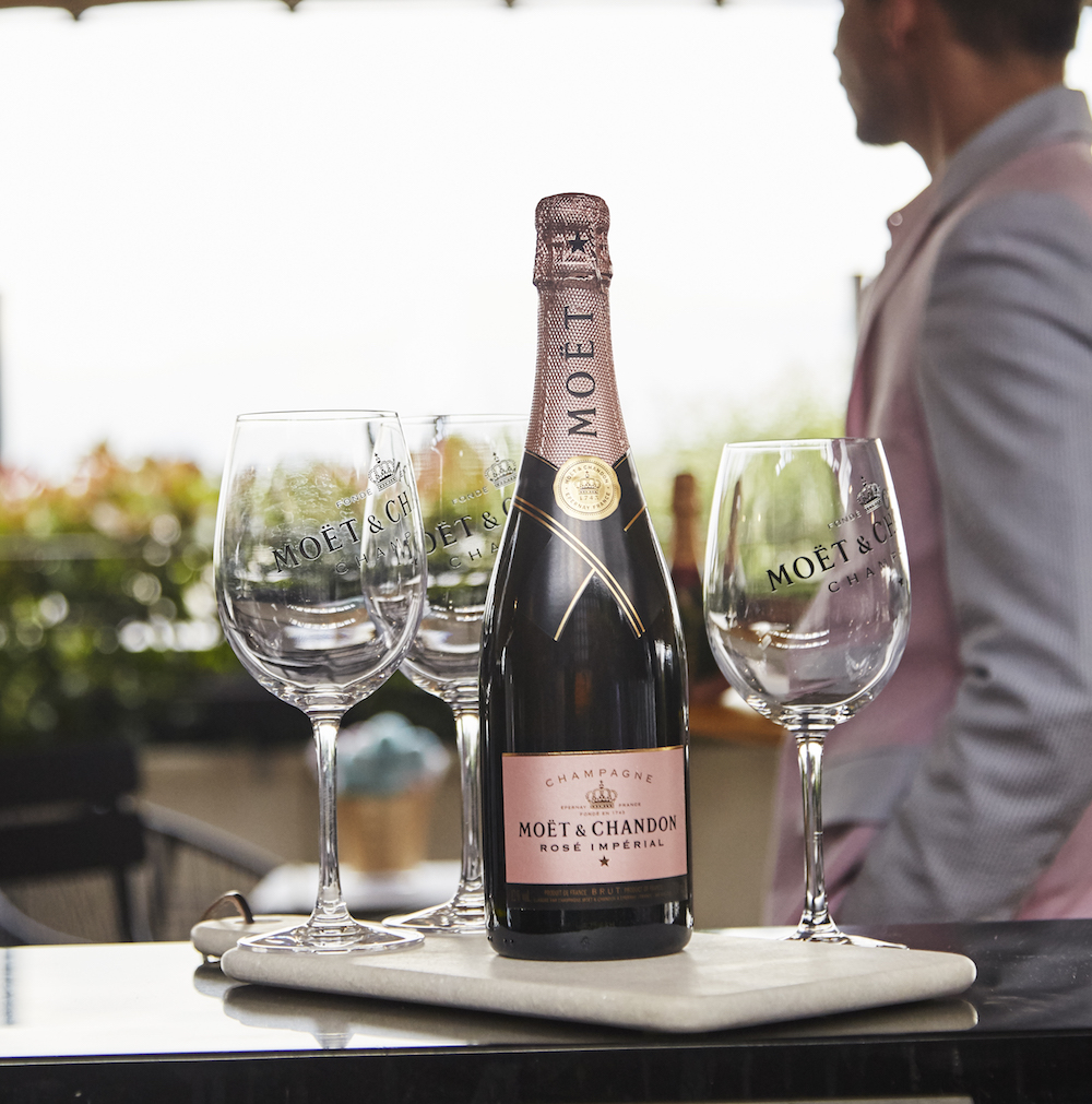 Champagne producer Moët & Chandon to throw 24-hour party in Singapore - Alvinology