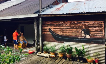 A taste of village life in Annah Rais Bidayuh Longhouse, celebrating Gawai Dayak in Kuching, Sarawak