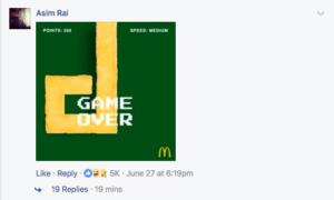 Belgian McDonald's gets trolled -- BY JOLLIBEE?! - Alvinology