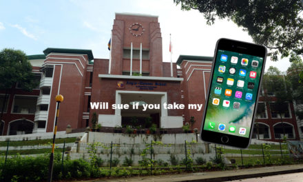 Parents of Sec 2 ACS boy sue principal for confiscating child's iPhone
