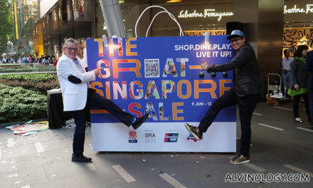 All the best deals for The Great Singapore Sale 2017 with official card UnionPay