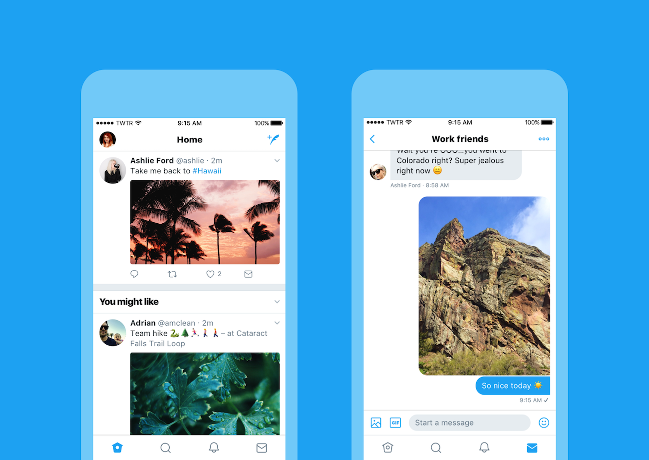Twitter gets a new look - cleaner interface, less confusing user experience and faster navigation - Alvinology