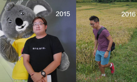 #caretoshare: How I lost 20kg and regain my health with diet change and exercise