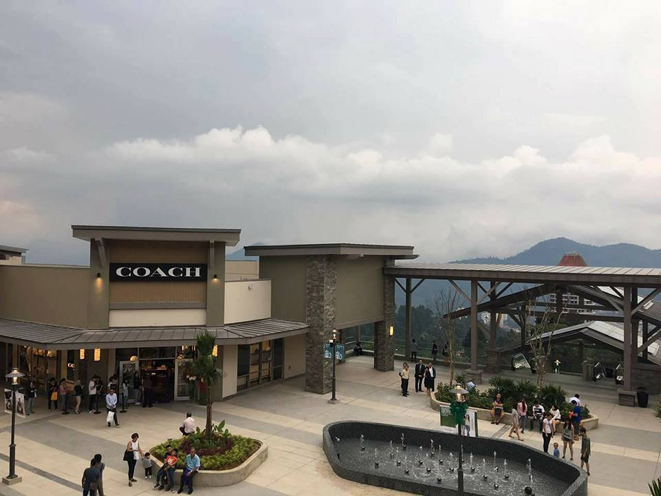 Malaysia's second premium outlet opens in Genting Highlands - Alvinology