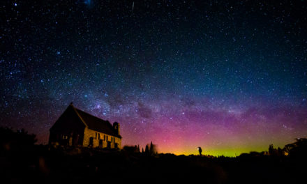 3 places to view Southern Lights – Aurora Australis