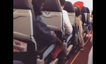 That vibrating AirAsia plane – official statement from AirAsia