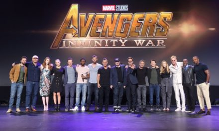 [WATCH] Avengers: Infinity War Trailer leaked and other goodies from Marvel @SDCC