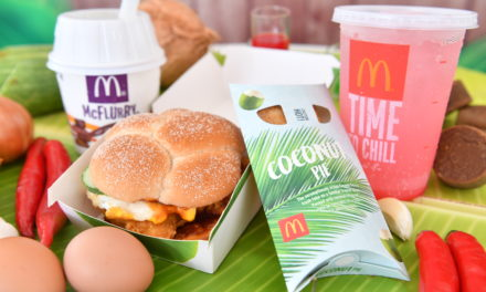 "McDonald's Singapore to launch ""Nasi Lemak"" Burger, Chendol McFlurry among other local delights"