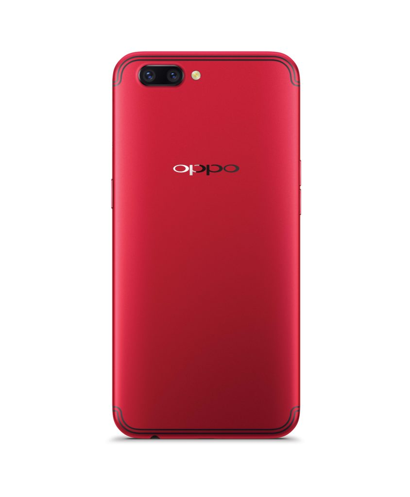 OPPO 'caught you RED-handed' with its limited edition red flagship R11 phone releasing on 29 July - Alvinology