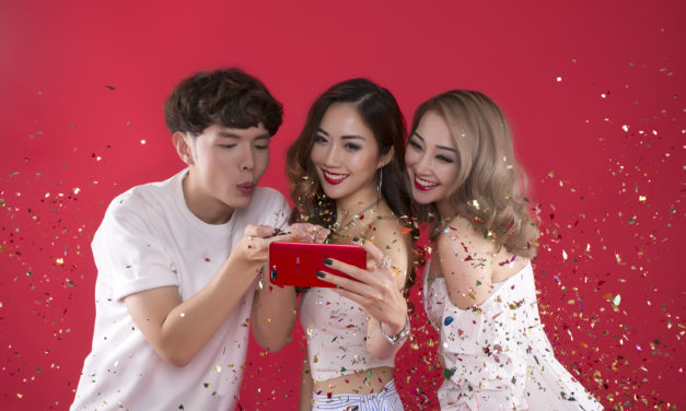 OPPO 'caught you RED-handed' with its limited edition red flagship R11 phone releasing on 29 July