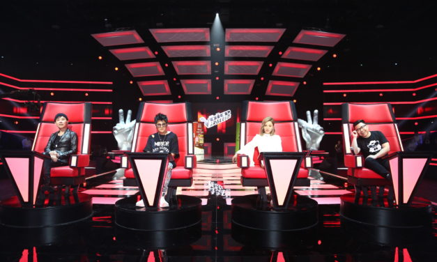 Watch out for a spectacular sing-off in《The Voice 决战好声》from September 17