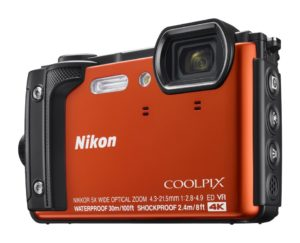 Nikon COOLPIX W300 can handle dust, sand and is available now - Alvinology