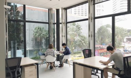 DISTRICT6 co-working space in Odeon Towers now open