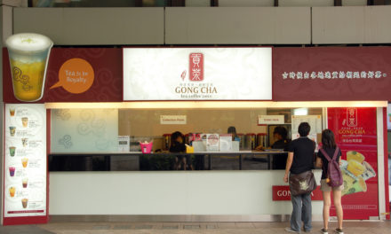 Bubble tea Gong Cha is coming back to Singapore