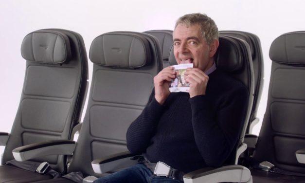 Gordon Ramsay, Thandie Newton, Rob Brydon and Sir Ian McKellen star in British Airways' new safety video