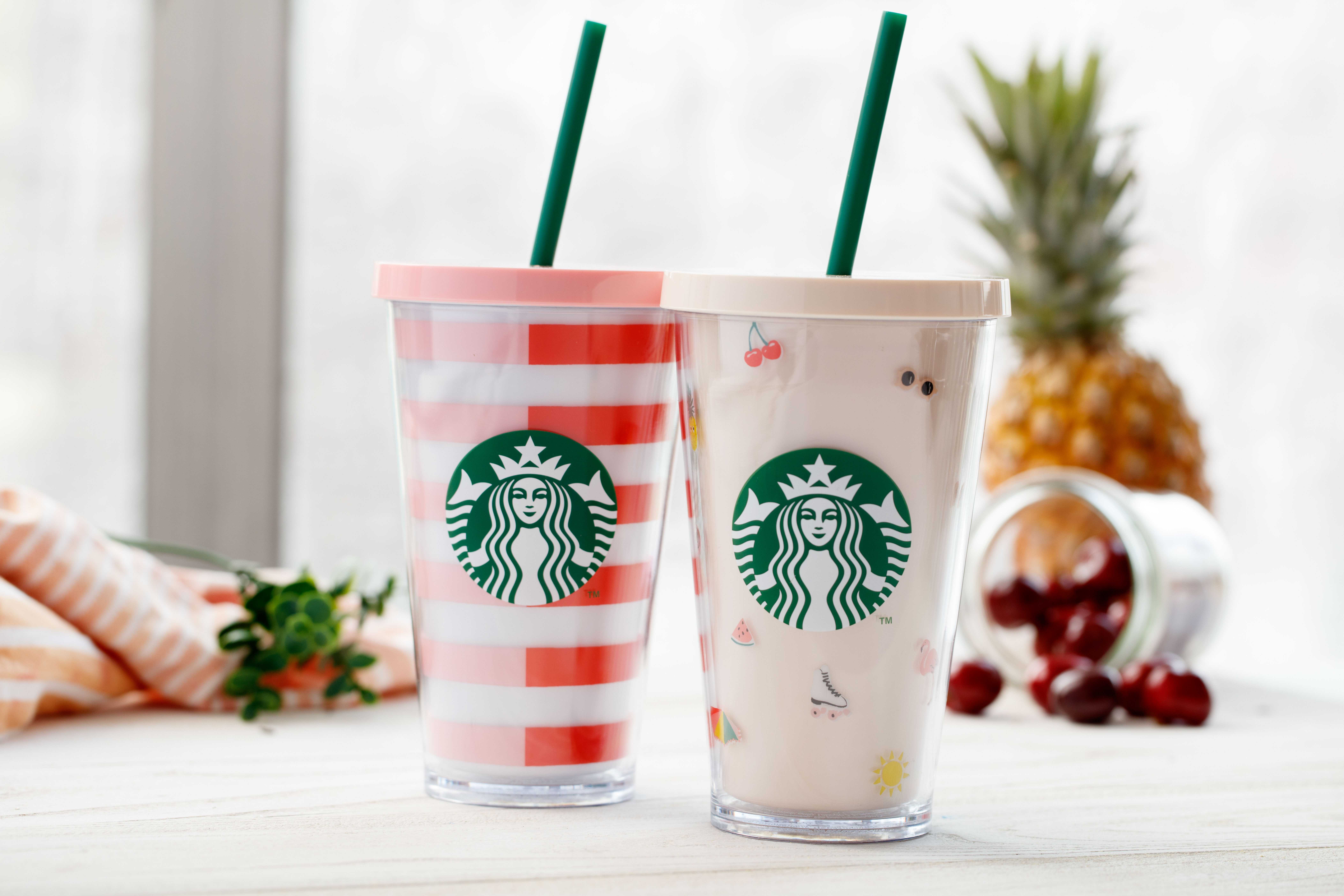 The Starbucks Ban Do Collab Will Make You Wish It Was Summer All