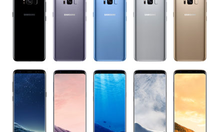 Samsung Galaxy S8 Coral Blue version available, starts at $1148