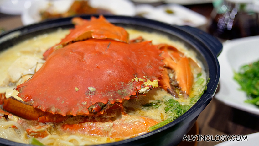 Legacy Seafood at Science Centre Road – new seafood restaurant in the west to satisfy your crab cravings