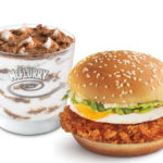 McDonald's launches Eggcellent McSpicy & Dinosaur McFlurry; Nasi Lemak Burger sold out