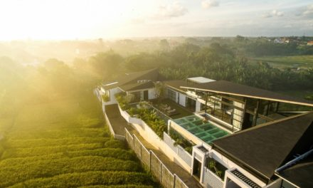 "Stay in one of ""The World's Most Beautiful Homes"" in Bali: The Mandala House"