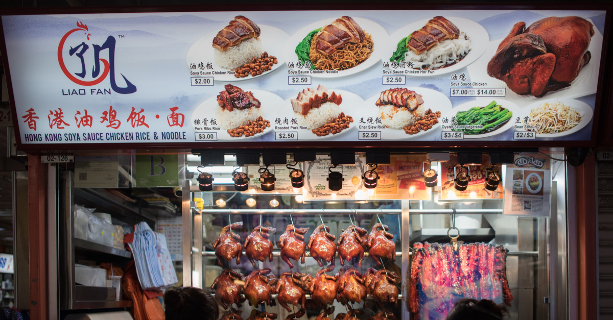 "Customer accuses Michelin Star hawker stall of ""dirty business tactics"""