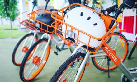 Mobike offers free rides in Singapore to celebrate 100-day milestone