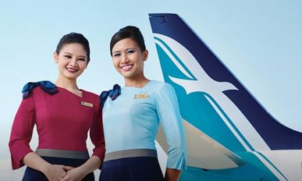 Free business class travel and special deals if you join SilkAir's Boeing 737 Max 8 promo