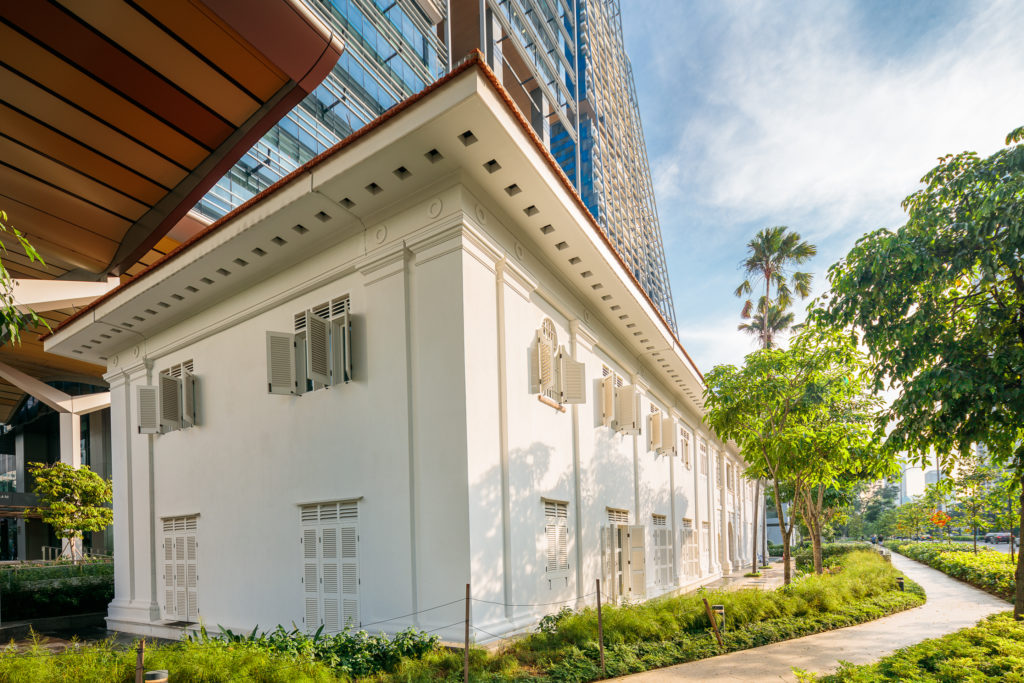 The Heritage of Old Beach Road Camp Lives On In South Beach - Alvinology