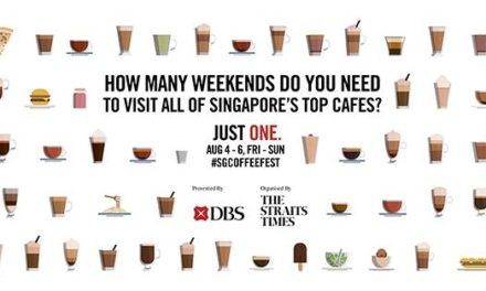 What to expect at Singapore Coffee Festival 2017