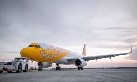 Tigerair is now Scoot, new routes, uniforms and tagline
