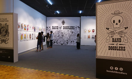 See These Young Artists' Interpretations of Singapore For The Band of Doodlers – 52 Tales Exhibition at Capitol Piazza