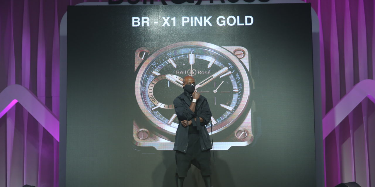 Bell & Ross launches BR-X1 RS17 in Thailand with Cortina Watch