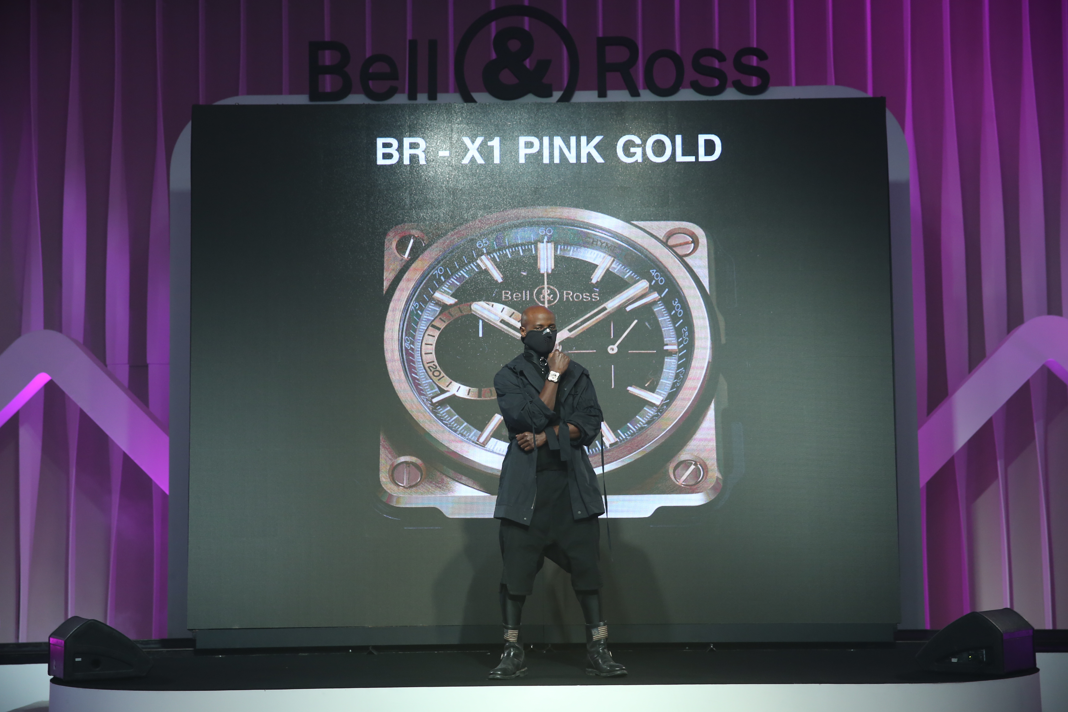 Bell & Ross launches BR-X1 RS17 in Thailand with Cortina Watch - Alvinology