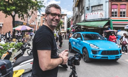Win a Photography Masterclass with Florian W. Mueller, sponsored by Porsche
