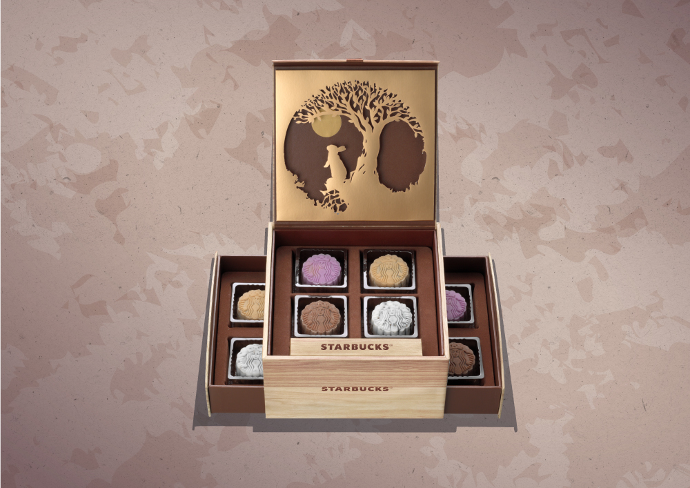 Starbucks Mooncakes are back and are making us hungry - Alvinology