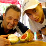 Ang Moh man opens Thai durian stall in Queen Street