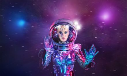 Katy Perry is hosting the MTV VMA's and becoming an astronaut?