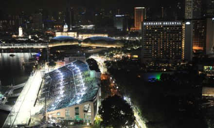 Mandarin Oriental Singapore launches special Singapore Night Race package for 14-19 September