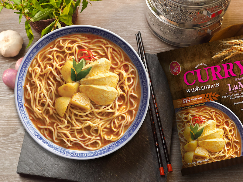 Singapore's Prima Taste Laksa Wholegrain LaMian tops The Ramen Rater's list for second year in a row - Alvinology