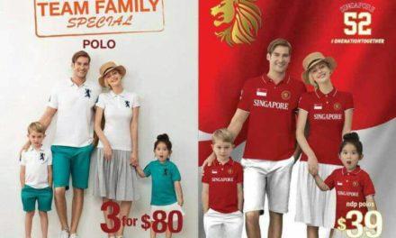 Giordano Singapore stuns Singapore with Poor Photoshopped Ad