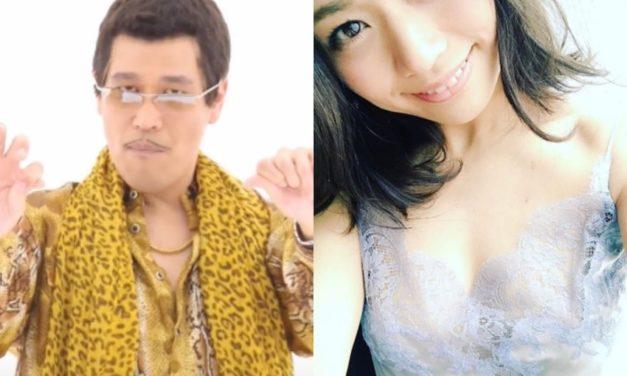 Pen-Pineapple-Apple-Pen singer marries swimsuit model girlfriend