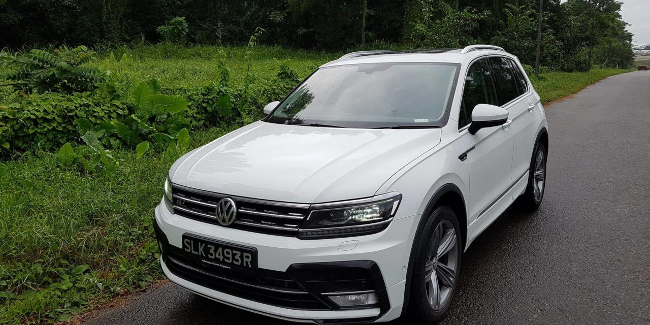[Car Review] Volkswagen Tiguan R-Line 380TSI