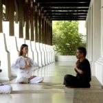 Go on a yoga retreat in Malaysia's Tanjong Jara Resort with lululemon!