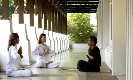 Go on a yoga retreat in Malaysia's Tanjong Jara Resort with lululemon!